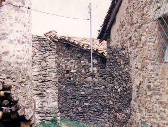 BOCIGANO Y LA ARQUITECTURA POPULAR